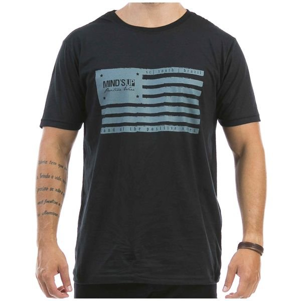 31340 camiseta eco tshirt estampada bandeira p 1