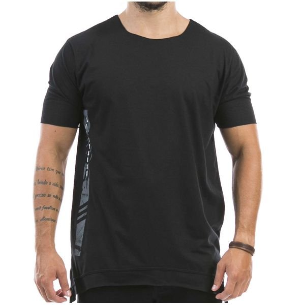 159388 camiseta eco longline over size folhagem lateral p 1