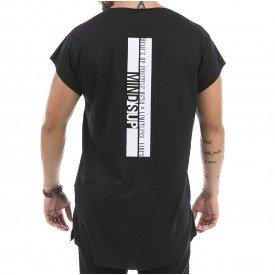 149364 camiseta eco longline over meia manga lista costas p 1