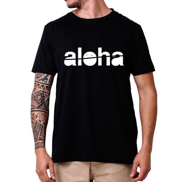 31234 camiseta eco tshirt estampada aloha p