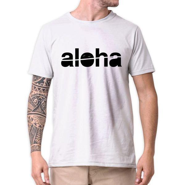 31234 camiseta eco tshirt estampada aloha b