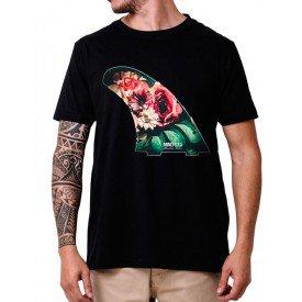31239 camiseta eco tshirt estampada quilha floral p
