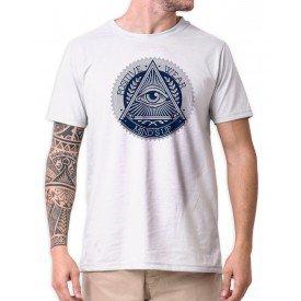 31250 camiseta eco tshirt estampada olho iluminati b