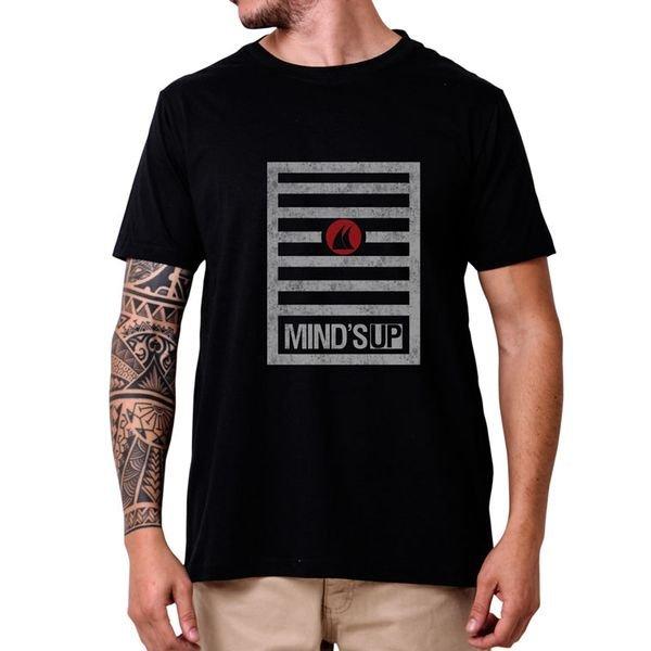31249 camiseta eco tshirt estampada quadro listras p