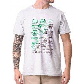31398 camiseta eco tshirt estampada passaporte b