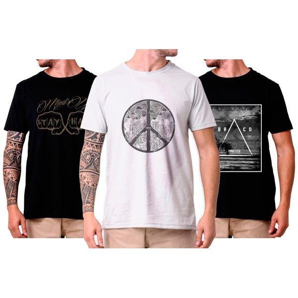 98005 Kit Wonder 3 Camisetas