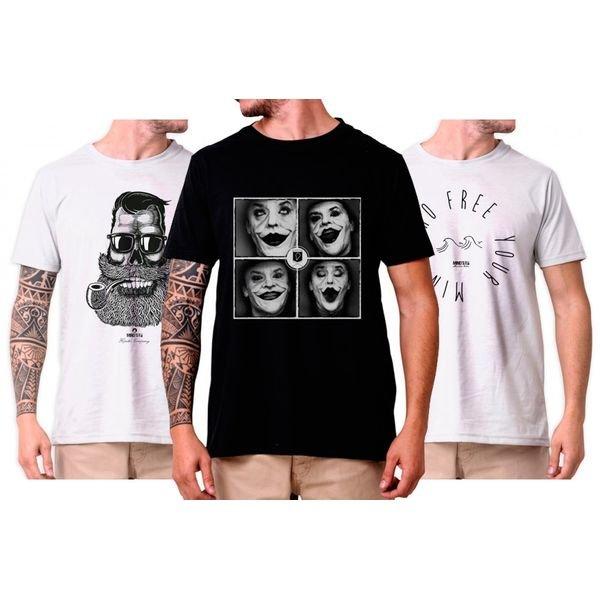 98006 Kit Look 3 Camisetas