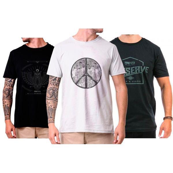 98009 Kit Owl 3 Camisetas