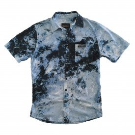 164003 camisa manga curta botaoazul