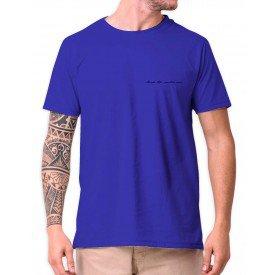 390001a camiseta tshirt azul lisa mockup