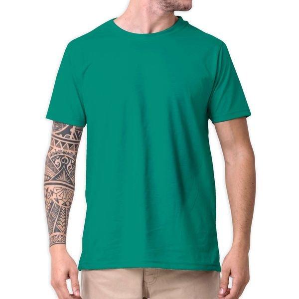 390001vm camiseta tshirt azul lisa