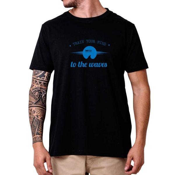 31145p tshirt to the waves preto