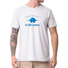 31145b tshirt to the waves branco