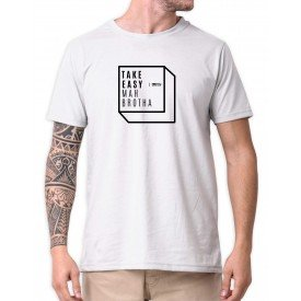31147 tshirt take easy mah brotha branco