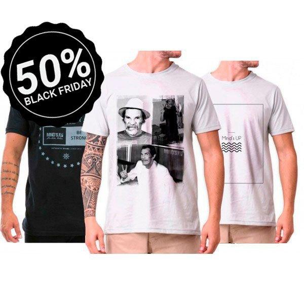 98010 kit evolution 3 camisetas