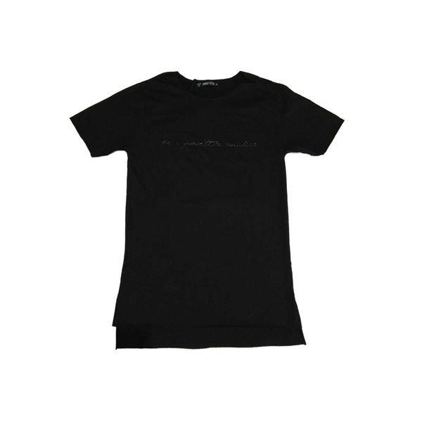 CamisetaLonglinePositividade Preto 2