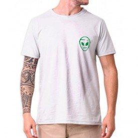 Alien Verde branco
