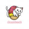 550 donutcat