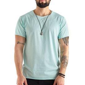 camiseta corte laser azul 02