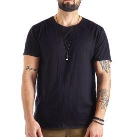 camiseta corte laser preta 02
